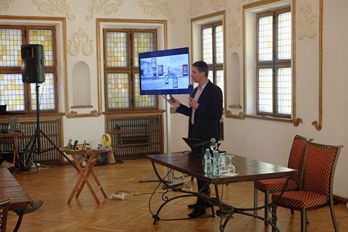 Despre Nokia Lumia 520, 720 și noul CEO Nokia pe Balcani, Rossen Petkov