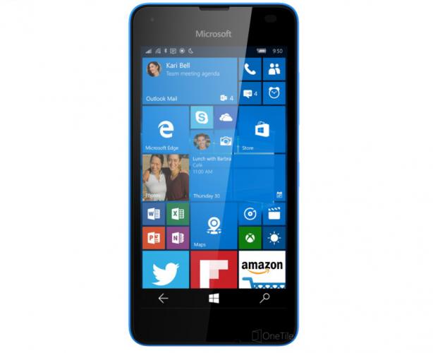 Microsoft Lumia 550 are specificaţiile listate într-un slide cu look oficial; Iată ce ne rezervă modelul de buget cu Windows 10 Mobile