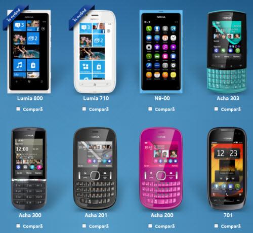 Nokia Lumia 800 şi Lumia 710 oficial în România, acum şi pe site