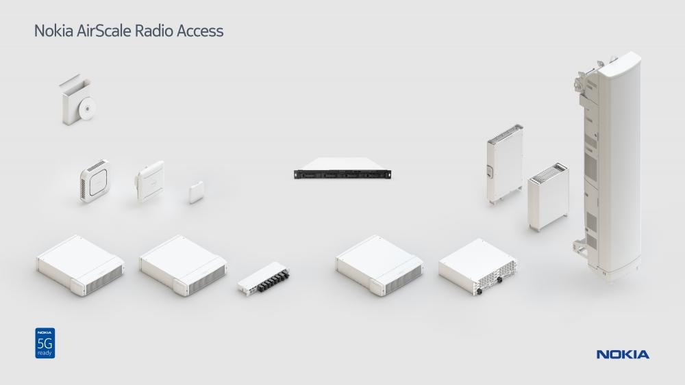 MWC 2016: Nokia prezintă AirScale, un ecosistem gata de sosirea tehnologiei 5G, cu suport pentru multiple standarduri radio