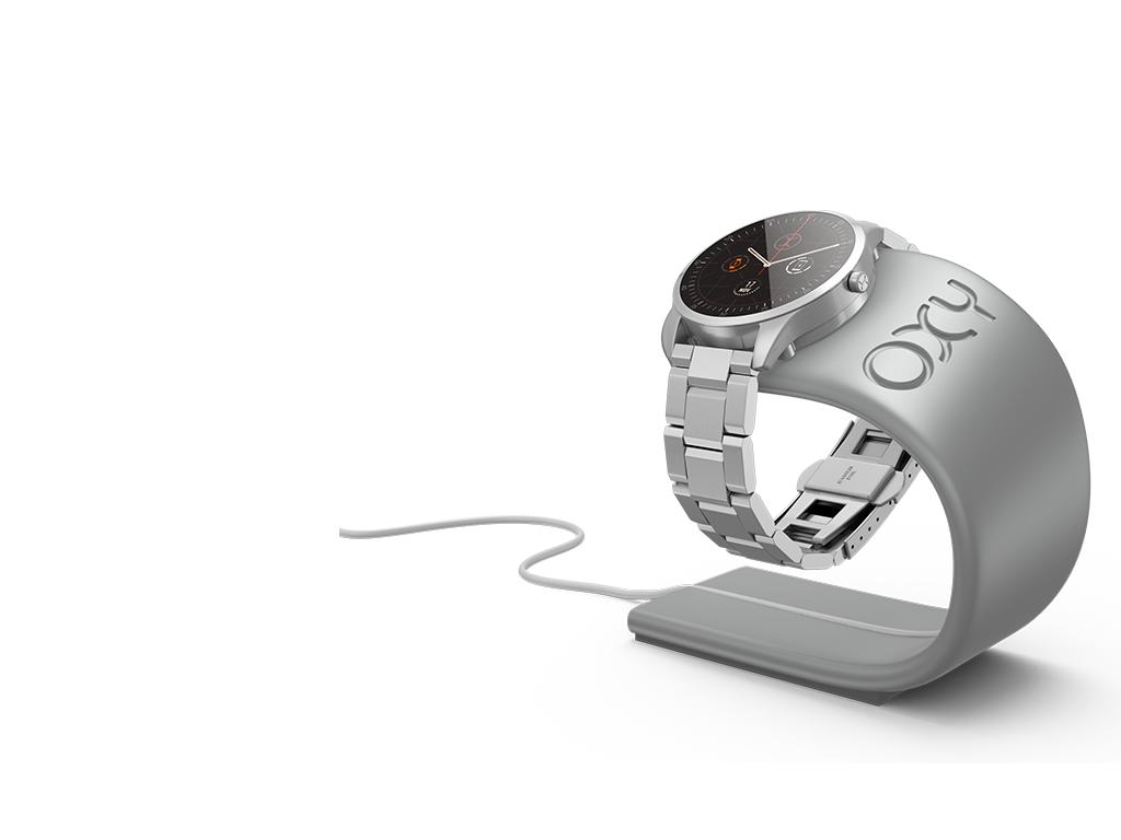 OXY lansează primul său smartwatch într-o campanie de crowdfunding începută pe 17 noiembrie; Finisaj elegant şi ecran AMOLED la bord