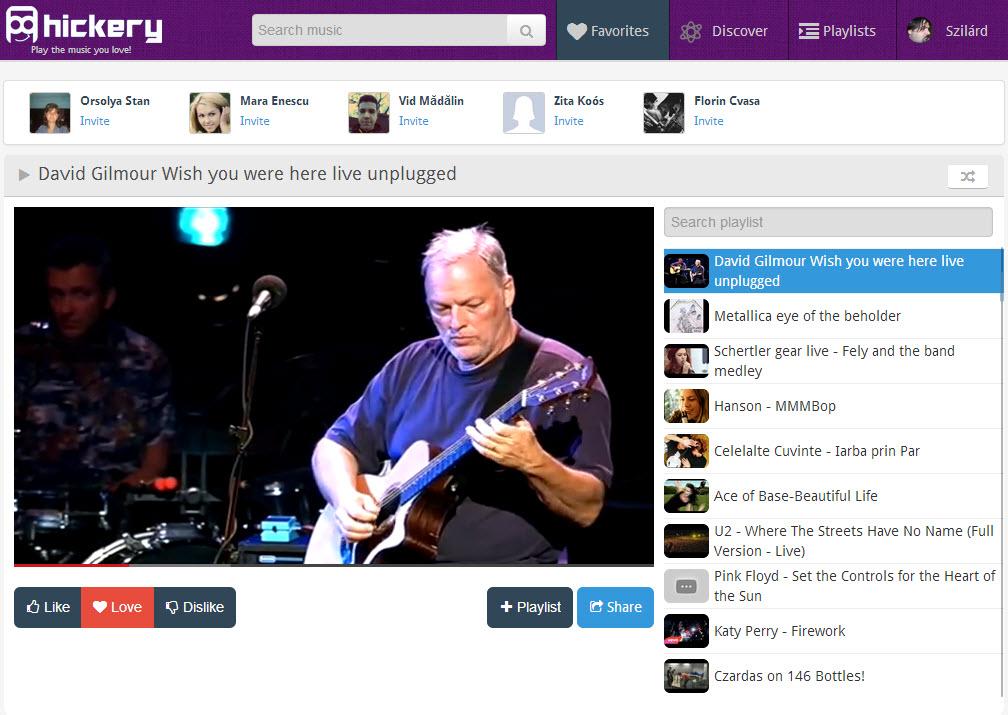 Hickery Music, o aplicație realizata de romani, care scanează profilul de Facebook și știe exact ce muzica preferi