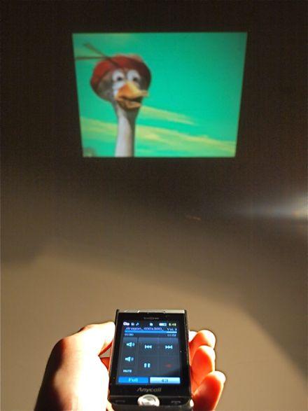 Pico proiectoarele si alte accesorii portabile pentru telefoane vor fi hituri in urmatorii ani