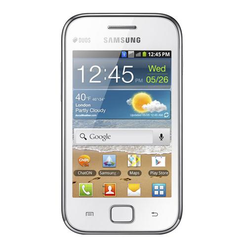3. Samsung Galaxy Ace Duos - 849 lei