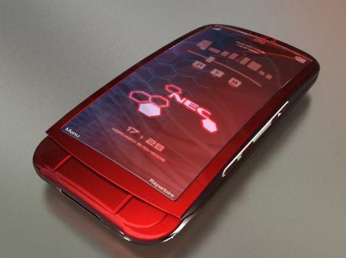 Concept Telefon NEC