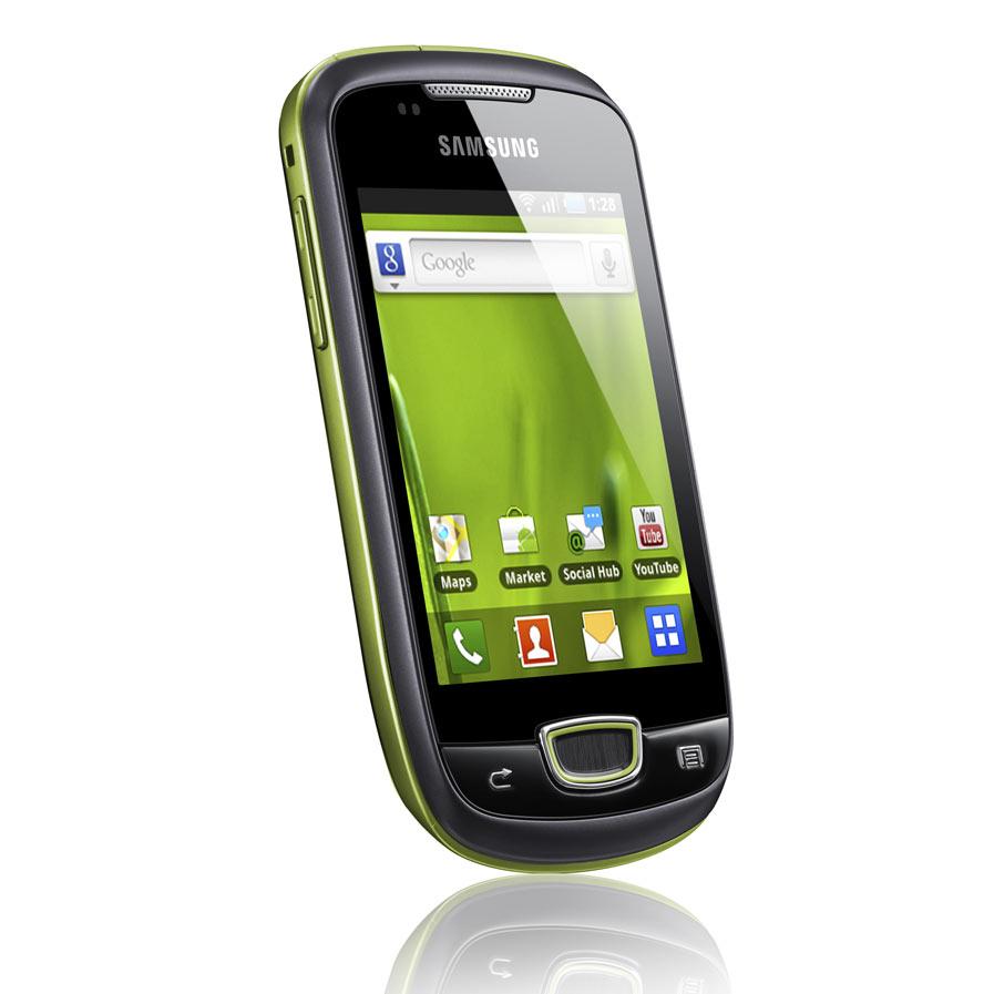 Samsung Galaxy Mini I5500