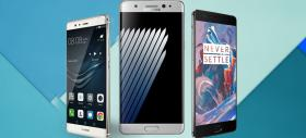 Top 10 Smartphone-uri high-end populare pe Mobilissimo în luna august! Lider nou!