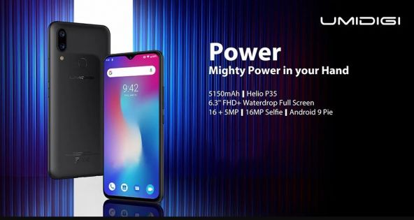 UMIDIGI POWER 4G