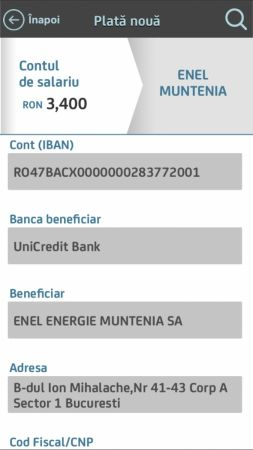 Unicredit Mobile Banking
