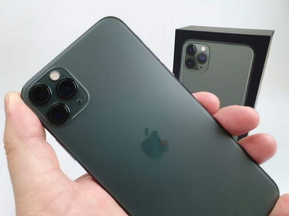 Apple iPhone 11 Pro Max, continutul cutiei
