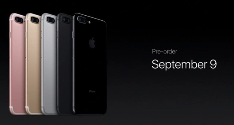 Disponibilitate iPhone 7