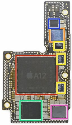Placa baza iPhone XI