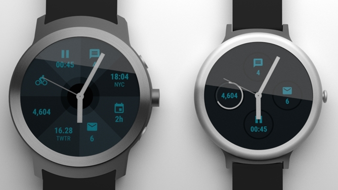 Google Nexus Watch