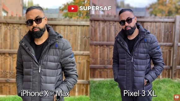 iPhone XS Max vs Pixel 3 XL