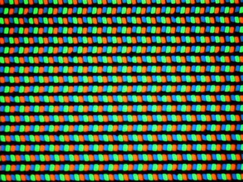 Matrice pixeli ecran HTC 10: RGB Stripes