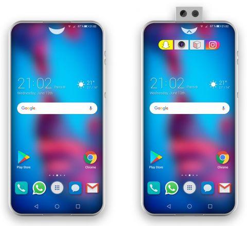 Concept Huawei P30