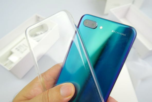 Huawei Honor 10 Unboxing