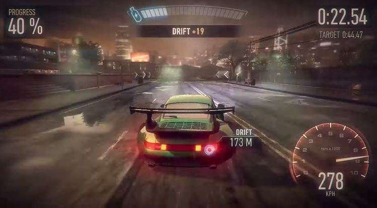 Review NFS No Limits, prezentat pe iPhone 6S Plus