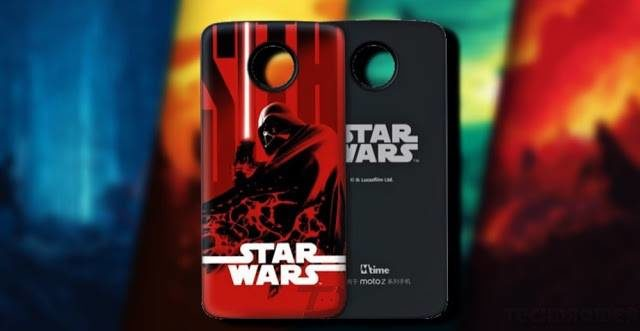 Moto Mods Star Wars