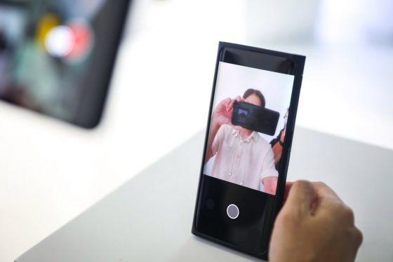 Oppo - Selfie Cameras under display