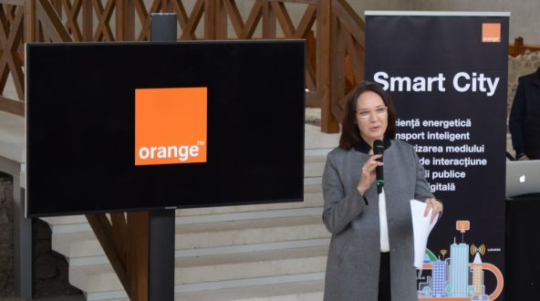 Orange Smart City Alba Iulia