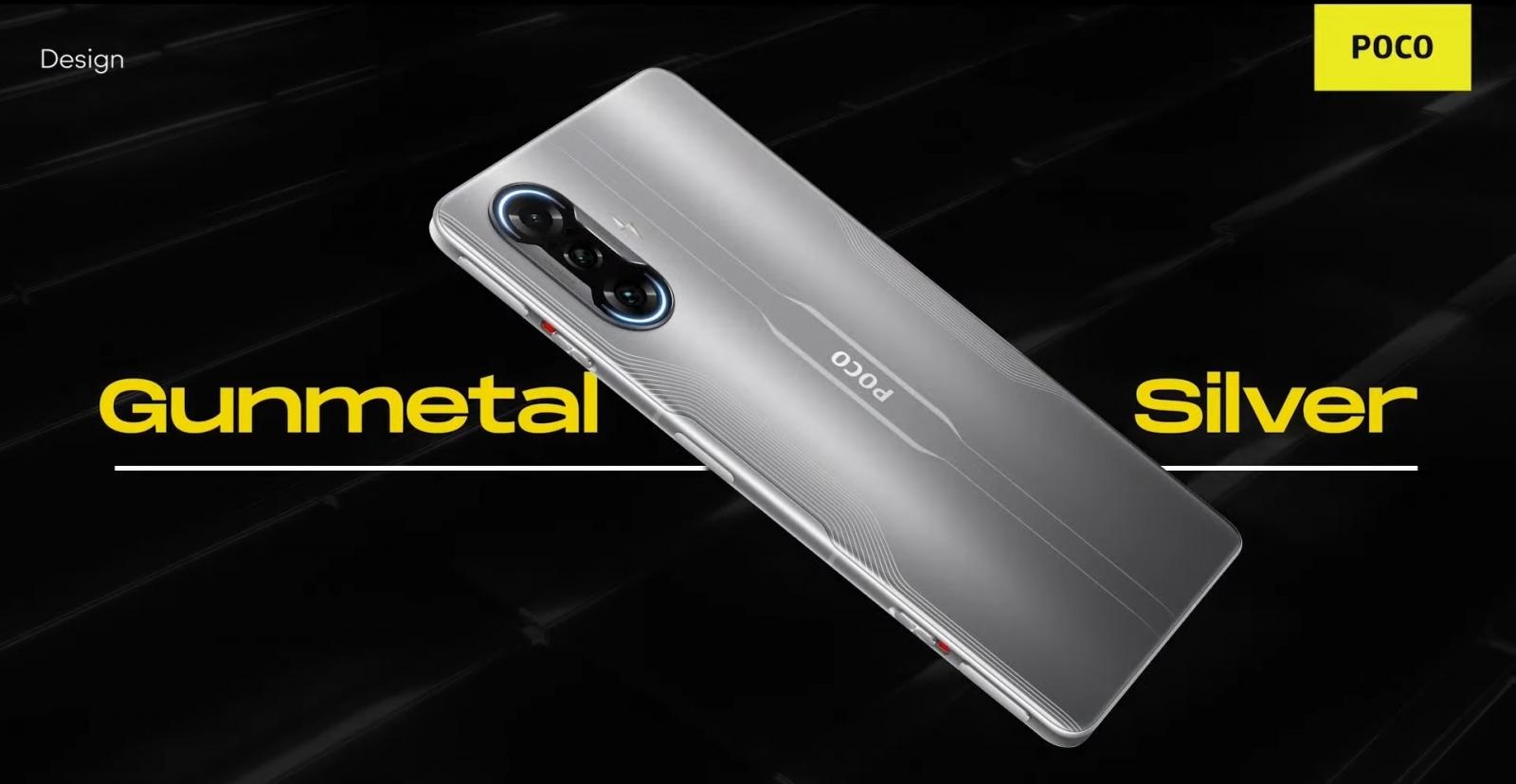 POCO F3 GT a debutat oficial! Iată cât costă telefonul de gaming cu  procesor flagship MediaTek, butoane trigger și iluminare RGB în spate