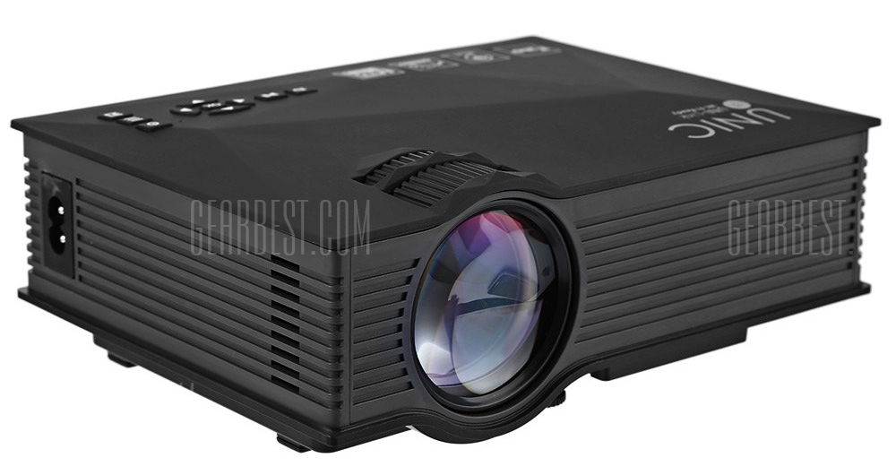 UNIC UC46 Mini WiFi LED Projector