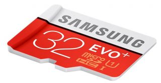 Samsung EVO Plus UHS-1 32 GB