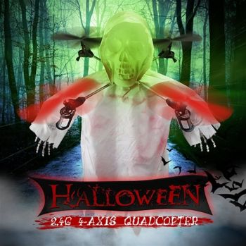 1031 Skull RC Quadcopter