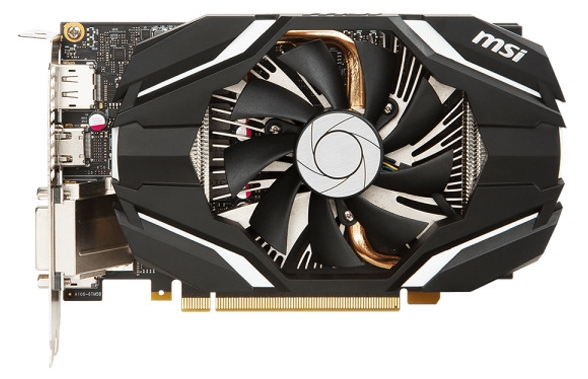 MSI NVIDIA GeForce GTX 1060