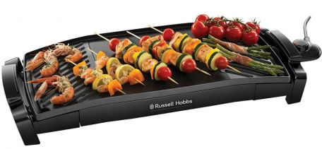 Russell Hobbs Curved Grill & Griddle 22940-56