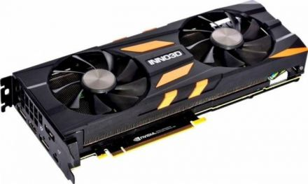 Inno3D GeForce RTX 2080 TWIN X2