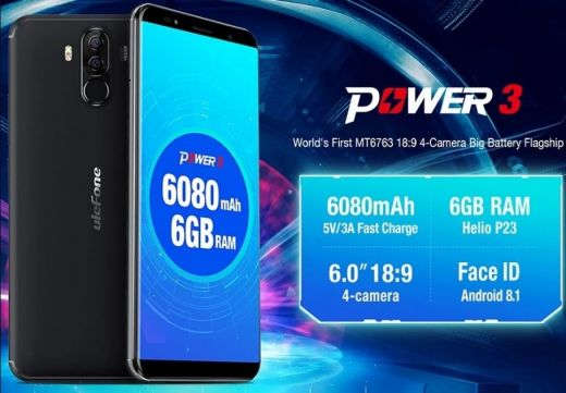 Ulefone Power 3