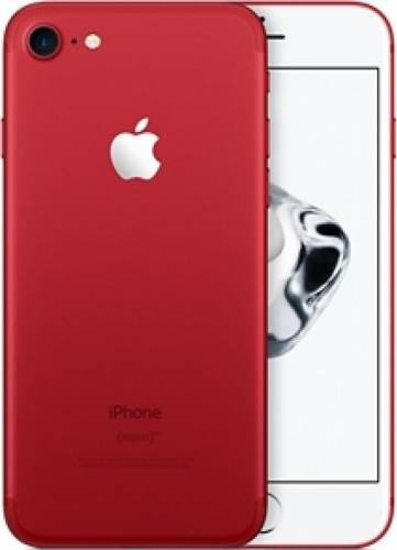 Telefon Mobil Apple iPhone 7 128GB Special Edition Red