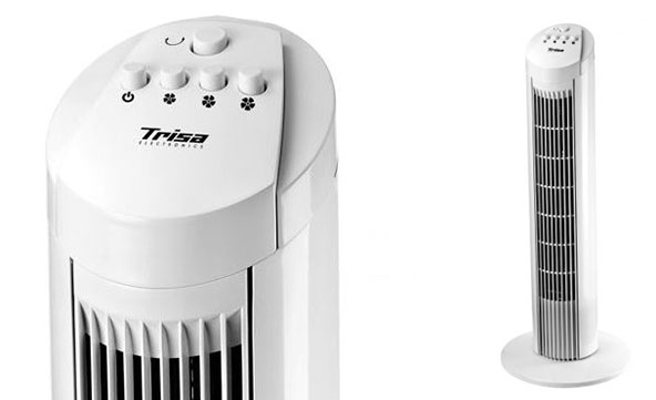 Ventilator turn Trisa Fresh Air