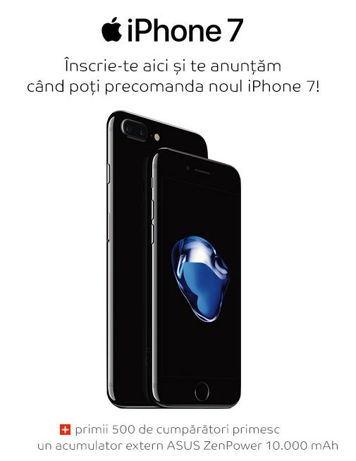 iPhone 7 eMAG