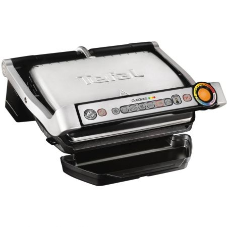 Grătar electric Tefal OptiGrill+ GC712D34, 2000 W