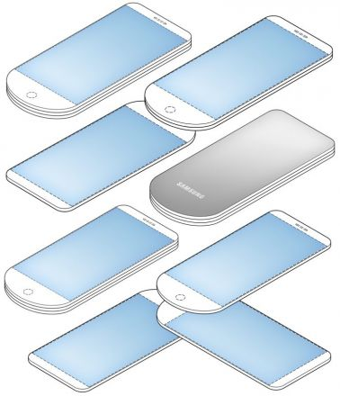 Letter Samsung