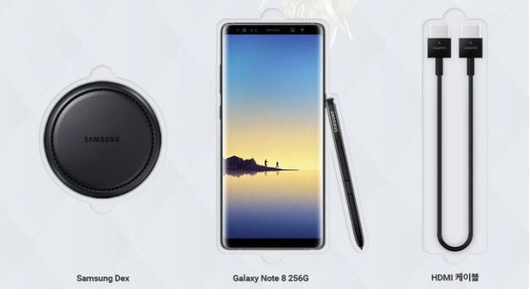 Note 8 Lineage