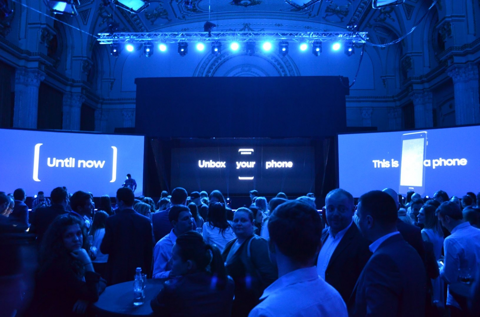Eveniment lansare Samsung Galaxy S8 in Romania