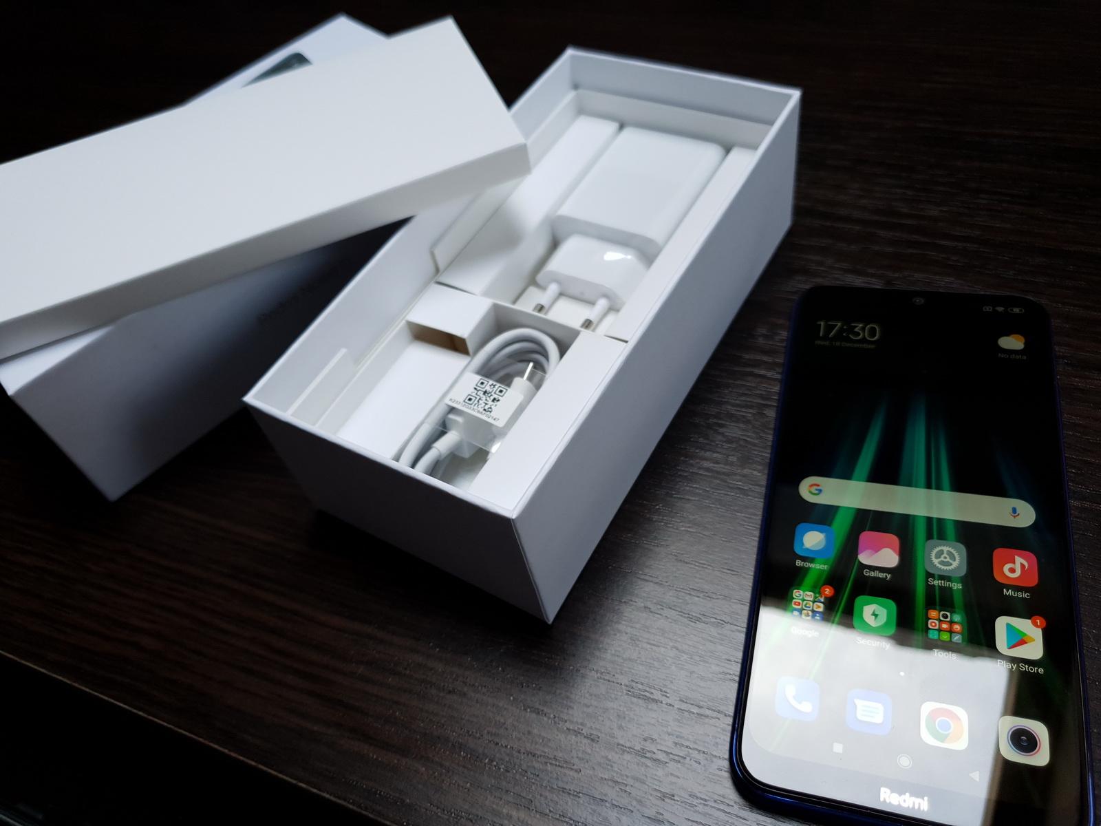 Xiaomi Redmi Note 8T Unboxing: cel mai accesibil telefon cu 4 ...