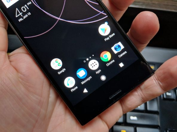 Display Sony Xperia XZ1 Compact