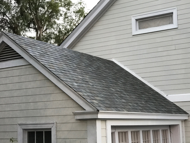 Tesla Power Roof