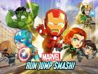 Marvel Run Jump Smash Review: un joc cu faimoșii Avengeri puși la alergat side scrolling (Video)