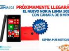 Nokia Lumia 505 Își face apariția Într-un teaser din Mexic; Un nou model low end cu Windows Phone 7.8