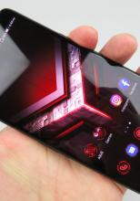 ASUS ROG Phone: Display de top 10, cu gaming 90 Hz, HDR, 1 ms
