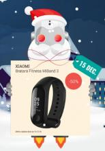 Brățara fitness Xiaomi Mi Band 3 primește o super reducere pe plan local!