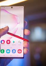 Samsung Galaxy Note 10+ are cel mai bun display de pe piaţă, conform DisplayMate; Doboară 12 recorduri