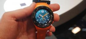 MWC 2017: Huawei Watch 2 Sport hands-on - purtabil dinamic pentru omul dinamic (Video)