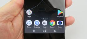 Sony Xperia XA1 Ultra: Display ultra luminos, o surpriză plăcută